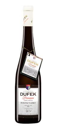 Řada Premium - nejkvalitnější vína Vinařství DUFEK
