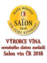 Ocenění Salon vín 2018